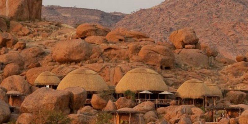 Damaraland Viewpoint, Namibia