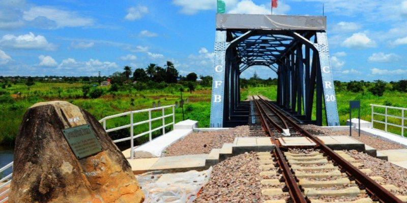Benguela Lobito Railway, Angola