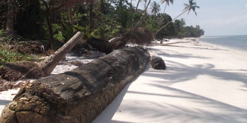 Isla de Corisco, Gabon