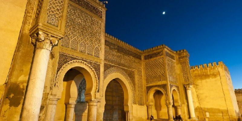 Historic City of Meknes, Morocco