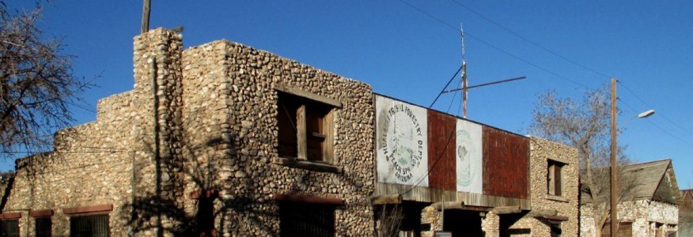Peach Springs Trading Post, Peach Springs, Arizona, USA