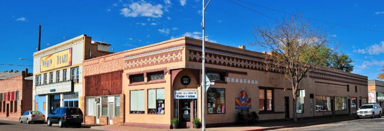 La Posada Historic District, Winslow, Arizona, USA
