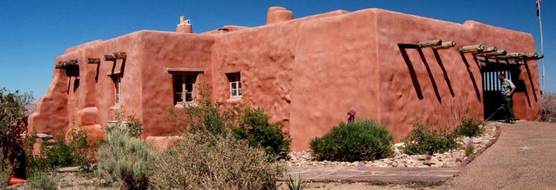 Painted Desert Inn, Navajo, Arizona, USA