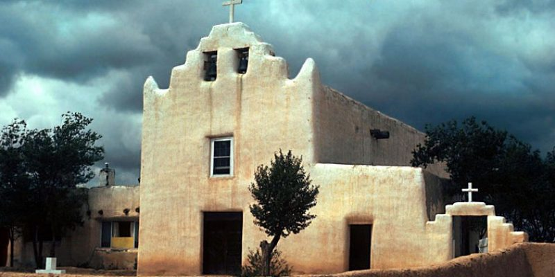 Pueblo of Laguna, Laguna, New Mexico, USA
