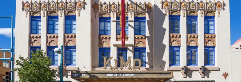 KiMo Theater, Albuquerque, New Mexico, USA