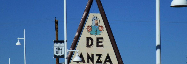 De Anza Motor Lodge, Albuquerque, New Mexico, USA