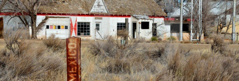 Glenrio Historic District, Glenrio, Texas, USA