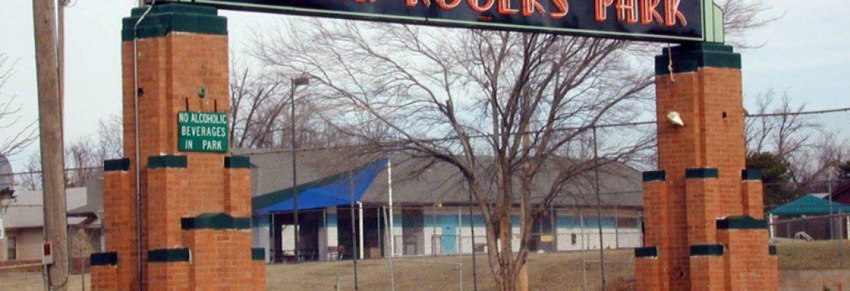 McLain Rogers Park, Clinton, Oklahoma, USA