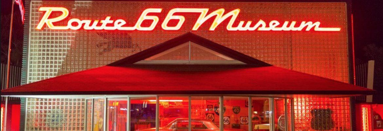 Oklahoma Route 66 Museum, USA