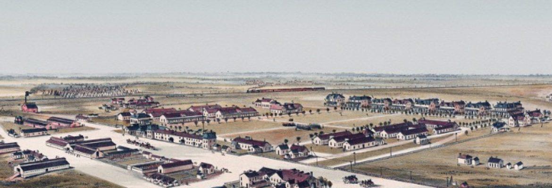 Fort Reno, El Reno, Oklahoma, USA