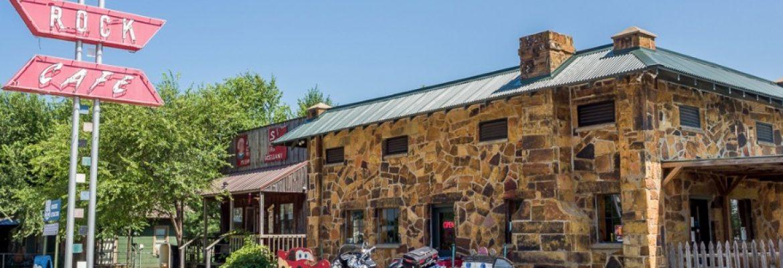 Rock Café, Stroud, Oklahoma, USA