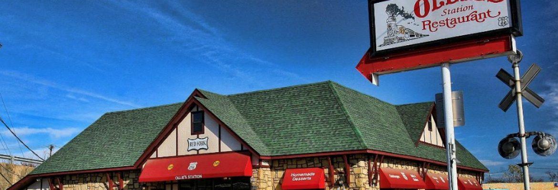 Baxter Springs 66 Station,Baxter Springs, Kansas, USA
