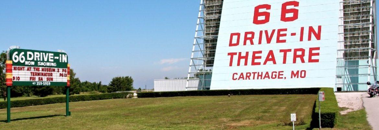 66 Drive-In, Carthage, Missouri, USA