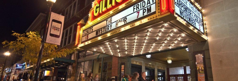 Gillioz Theatre, Springfield, Missouri, USA