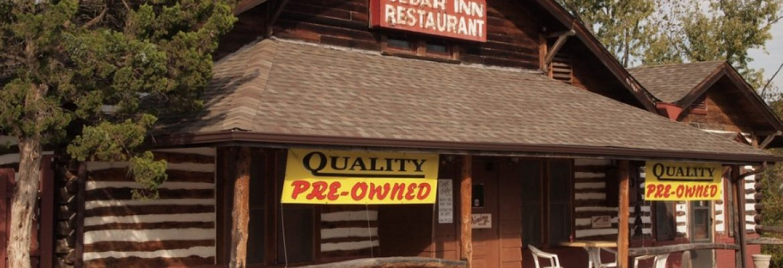 Red Cedar Inn, Pacific, Missouri, USA