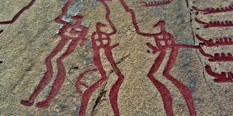 Rock Carvings in Tanum, Sweden