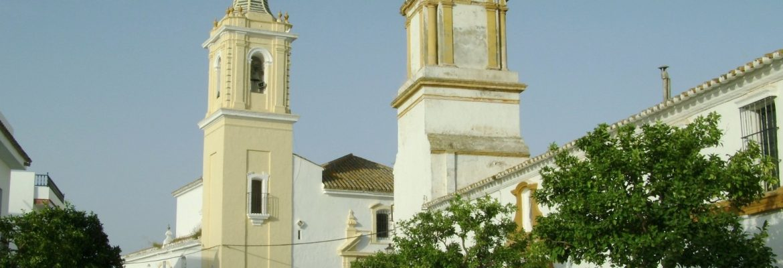 Puerto Serrano White Village
