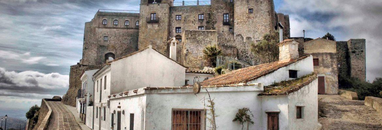 Castella De La Frontera, Cadiz, Spain