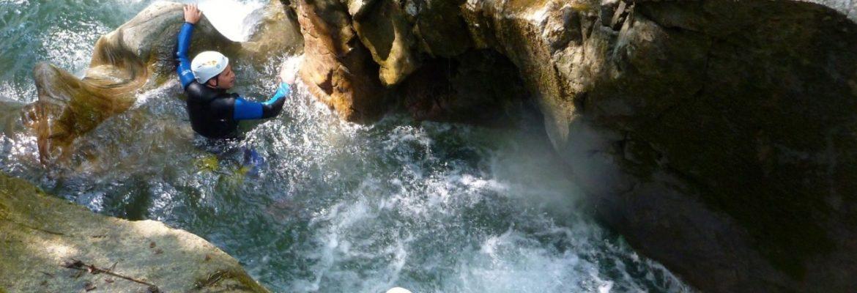 Benahavís canyoning Experience, Malaga, Spain