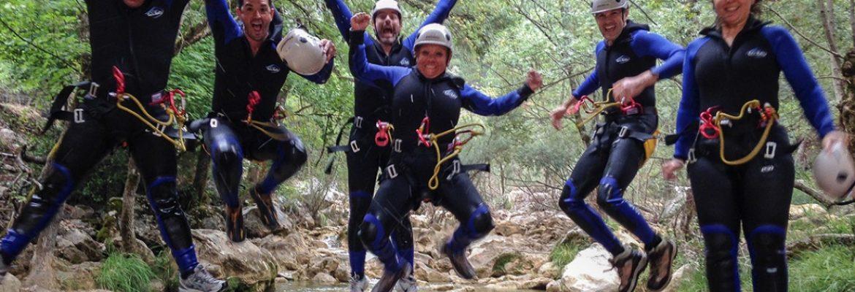 Canyons and Adventure Sports, Guías de Cazorla, Spain