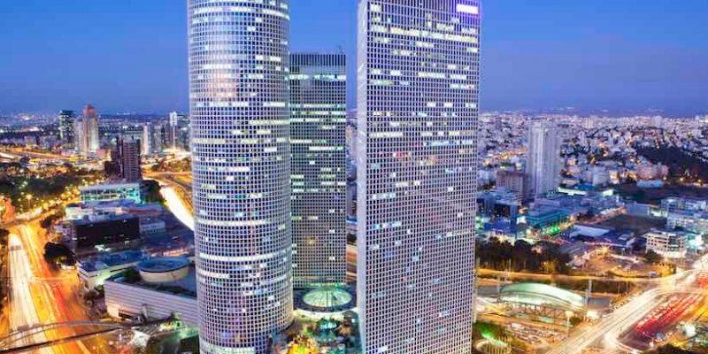 Azrieli Center, Tel Aviv Distric, Israel