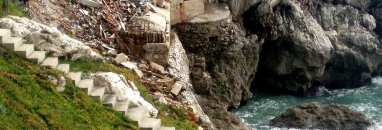 Black Strap Cove, Gibraltar