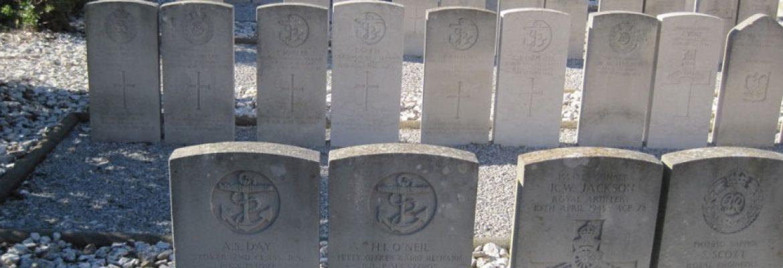 Commonwealth War Graves, Gibraltar