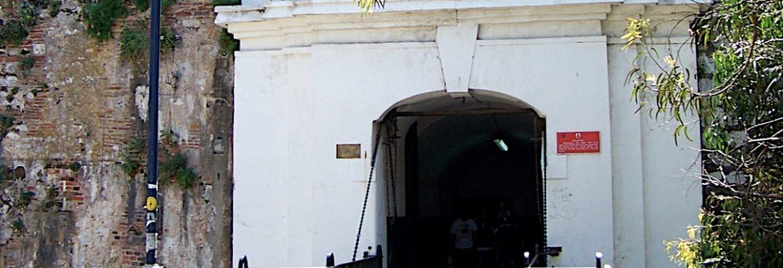 Landport Tunnel, Gibraltar