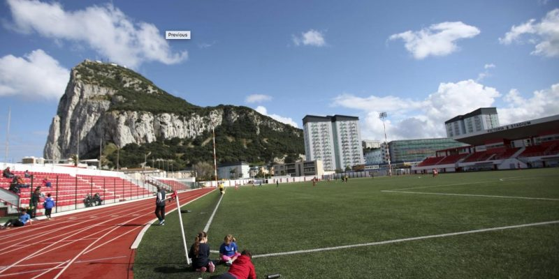 Victoria Stadium,Gibraltar