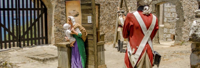 City Under Siege Exhibition, Gibraltar