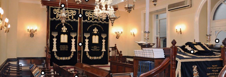 Shaar Hashamayim Synagogue,Gibraltar
