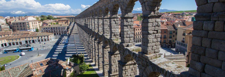 Segovia Old Town, Unesco Site, Segovia, Spain