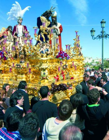 Semana Santa Seville  |  Apr 2018