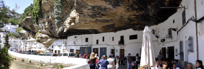 Setenil de las Bodegas,Setenil de las Bodegas, Cádiz, Spain