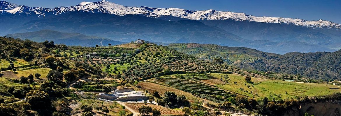 Sierra Nevada National Park, Granada, Spain