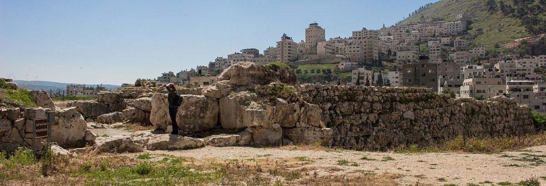 Tell Balata, Nablus, West Bank, Israel