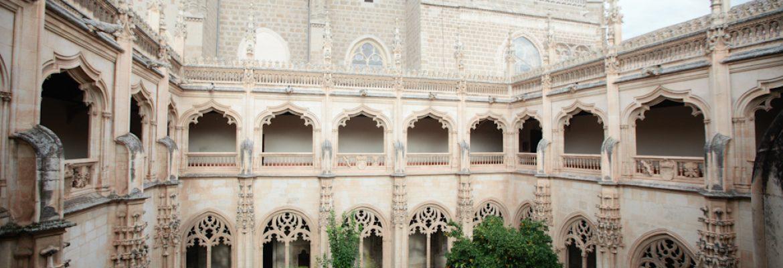 Monasterio de San Juan de los Reyes,Toledo, Spain
