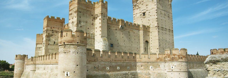 Castle of La Mota,Valladolid, Spain