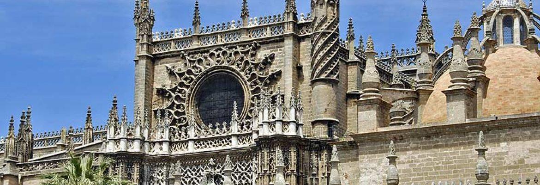 Seville Cathedral,Sevilla, Spain