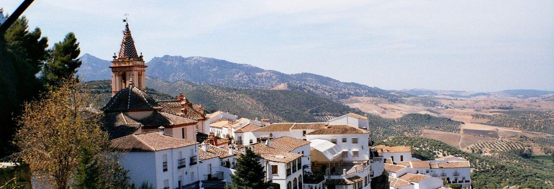 Zahara de la Sierra White Village