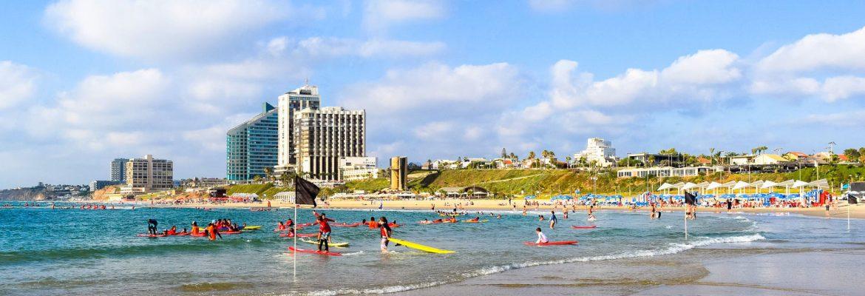Acadia Beach, Tel Aviv, District, Israel