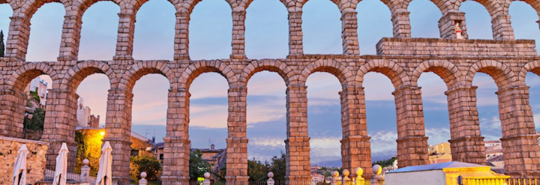 Miracle Aquaduct,Mérida, Badajoz, Spain