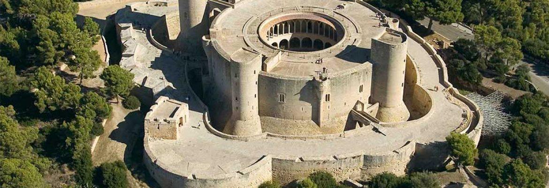 Castell de Bellver,Illes Balears, Spain