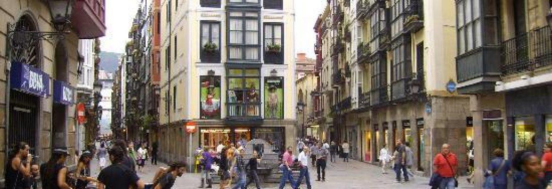 Casco Viejo, Bilbao, Biscay, Spain