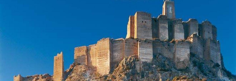 Castillo de Monteagudo,Murcia, Spain