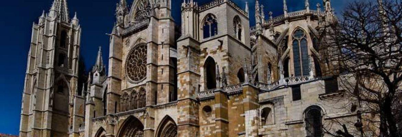 Catedral de León, León, Spain