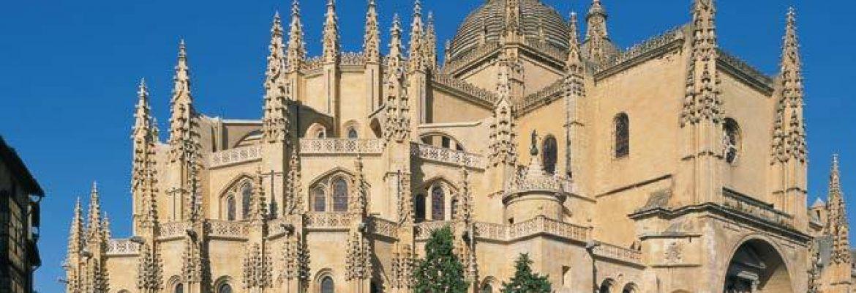 Catedral de Segovia,Segovia, Spain