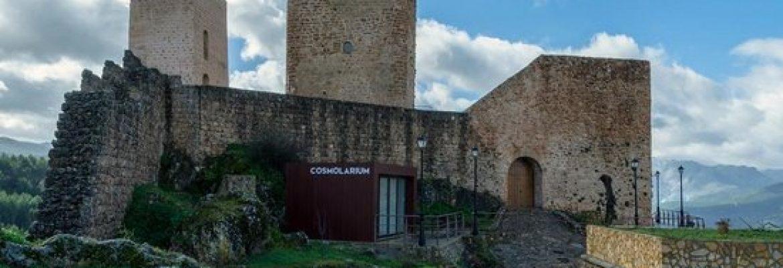 Information Centre Castillo de Hornos de Segura, Jaén, Spain
