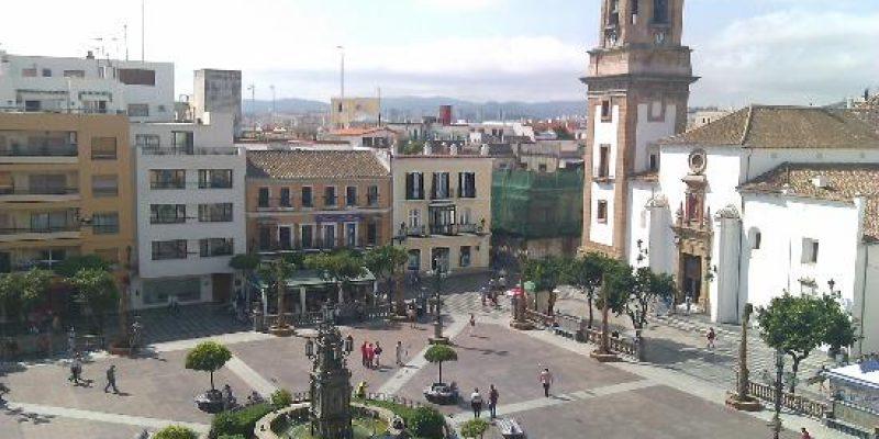 Plaza Alta, Algaciras, Spain