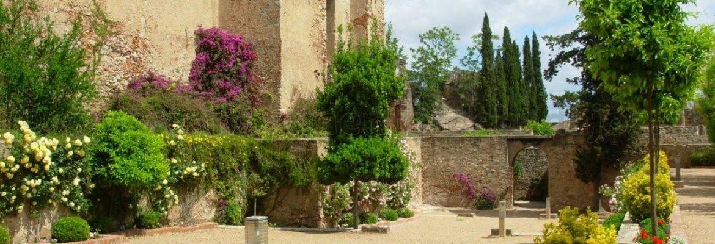 Jardines de la Galera,Badajoz, Spain